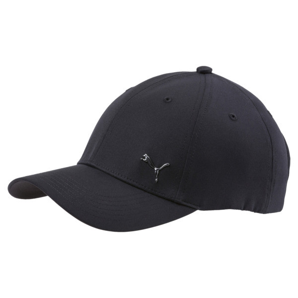 Metal Cat Cap, Puma Black, large