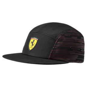 Thumbnail 1 of Ferrari Transform Hat, Puma Black, medium