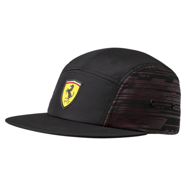 Ferrari Transform Hat, Puma Black, large