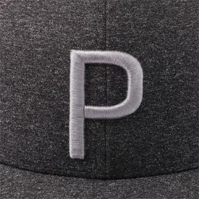 Thumbnail 5 of ゴルフ Pマークスナップバックキャップ, Puma Black Heather, medium-JPN