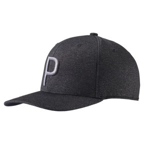 Thumbnail 1 of P Snapback Hat, 01, medium