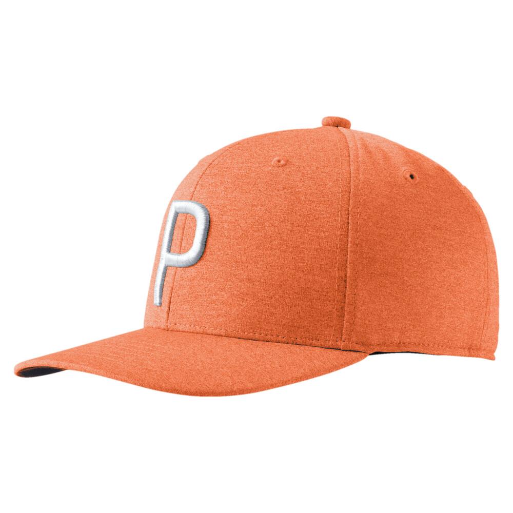 Image PUMA P Snapback Hat #1