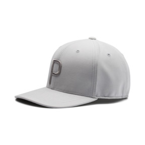 Thumbnail 1 of Golf Men's P Snapback Cap, Quarry-QUIET SHADE, medium