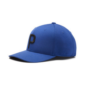 Thumbnail 1 of P Snapback Hat, 13, medium