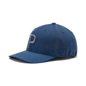 Thumbnail 1 of P Snapback Hat, Gibraltar Sea, medium