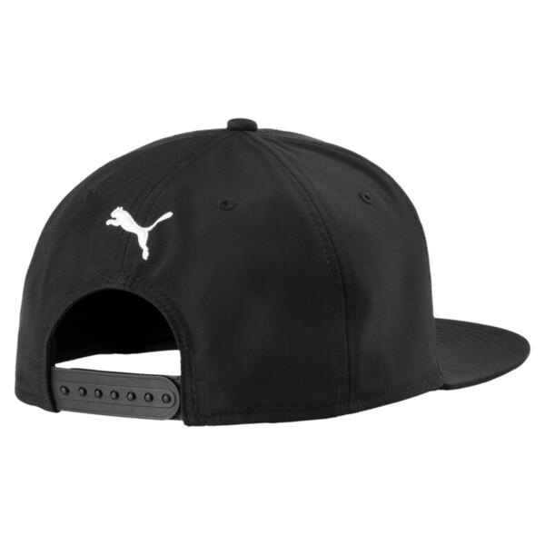 Flatbrim Cap, Puma Black, large