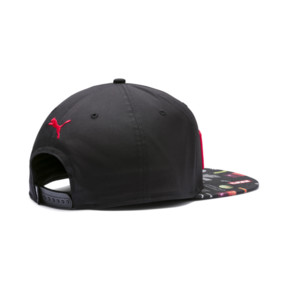 Thumbnail 2 of Casquette Flatbrim, Puma Black-Graphic, medium