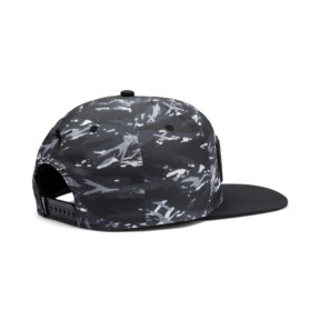 Thumbnail 2 of Flatbrim Hat, Dark Shadow-Camo, medium