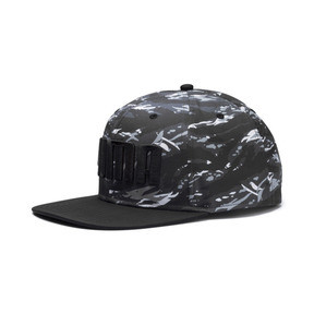 Thumbnail 1 of Flatbrim Hat, Dark Shadow-Camo, medium