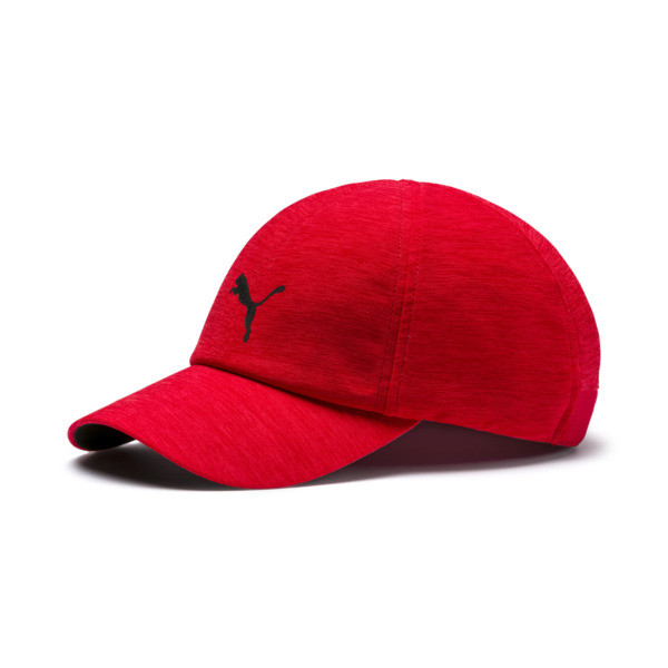 Training Stretchfit Hat, High Risk Red, large