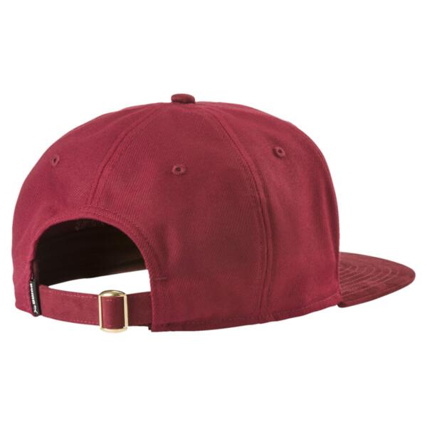 ARCHIVE Suede cap, 02, large