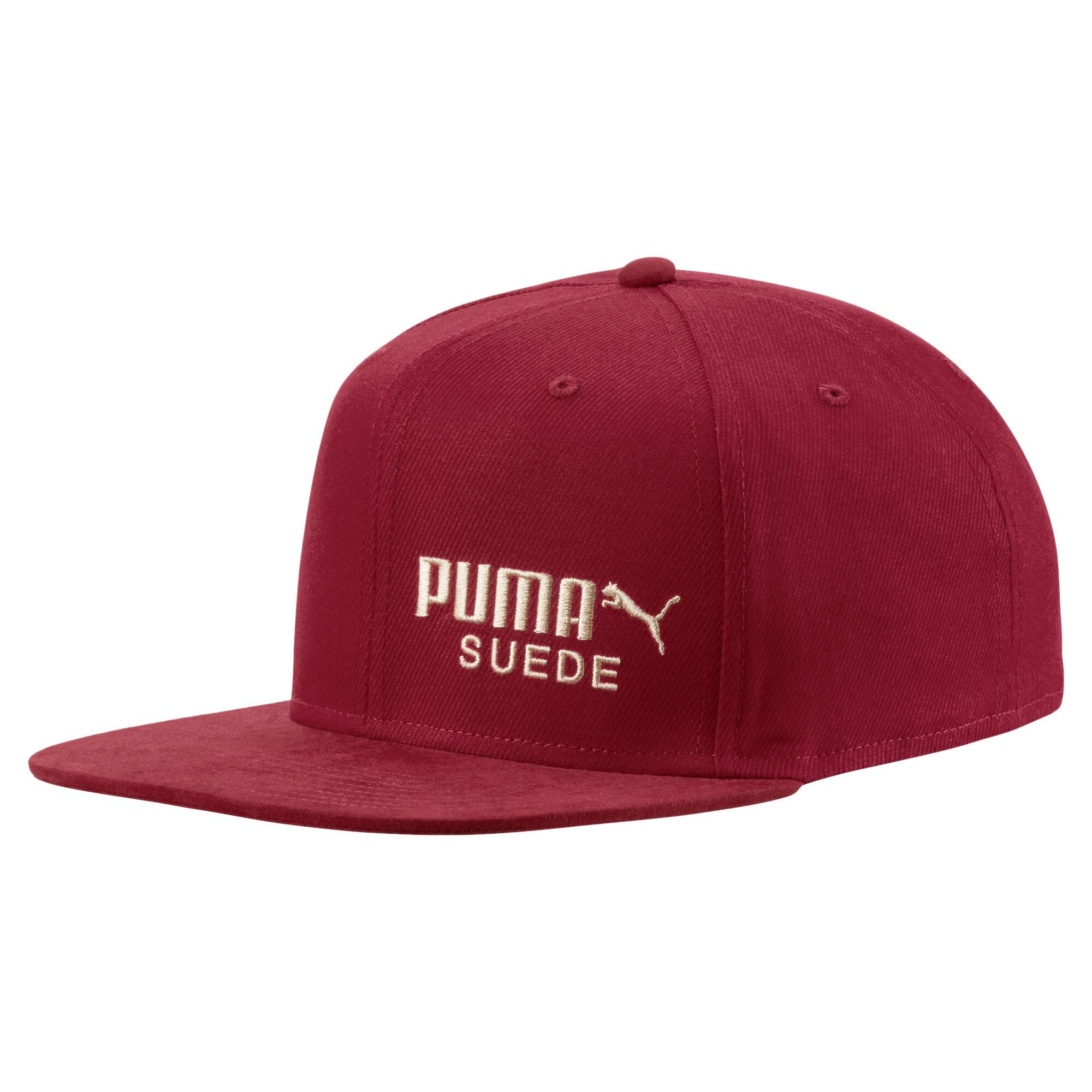 Image Puma ARCHIVE Suede cap #1
