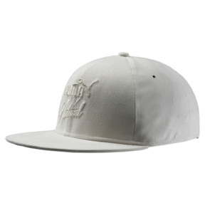 Thumbnail 1 of PUMA x NATUREL Hat, Whisper White, medium