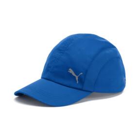 Thumbnail 1 of Performance Running Cap, Strong Blue, medium