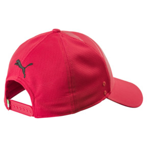 Thumbnail 2 of Ferrari Fanwear Tech Baseball Hat, Rosso Corsa, medium