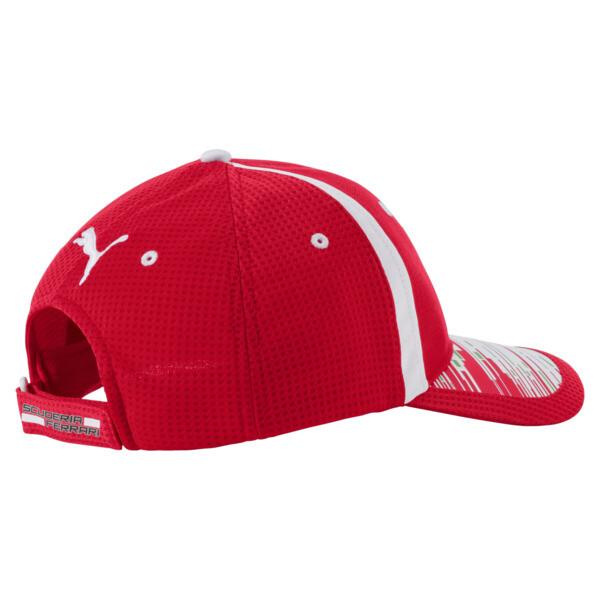 Scuderia Ferrari Replica Vettel Hat JR, rosso corsa, large