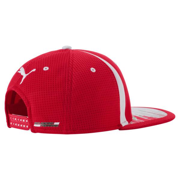 Scuderia Ferrari Replica Raikkonen Hat JR, rosso corsa, large
