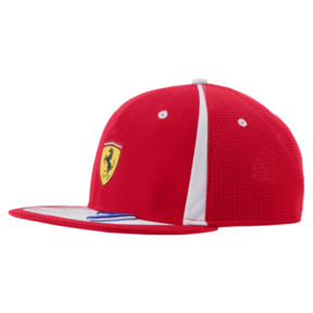 Thumbnail 1 of Scuderia Ferrari Replica Raikkonen Hat JR, rosso corsa, medium