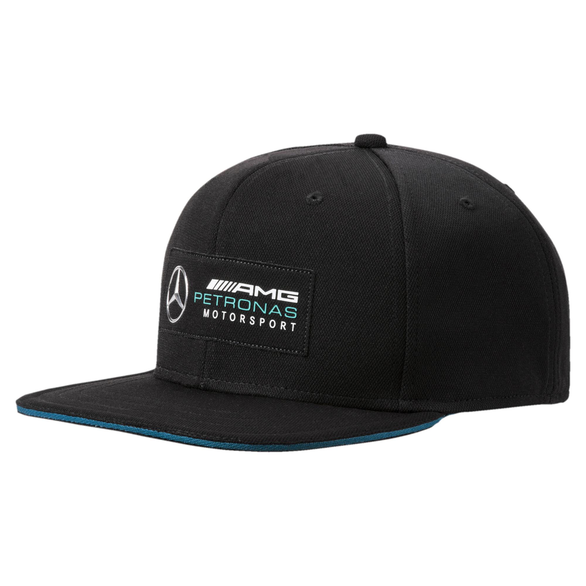 Image Puma MERCEDES AMG PETRONAS Motorsport Flatbrim Cap #1