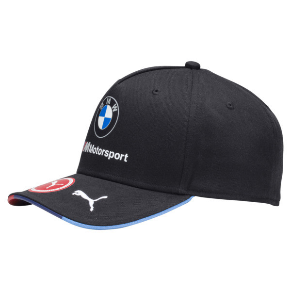 BMW Motorsport Replica Team Cap, Anthracite, large
