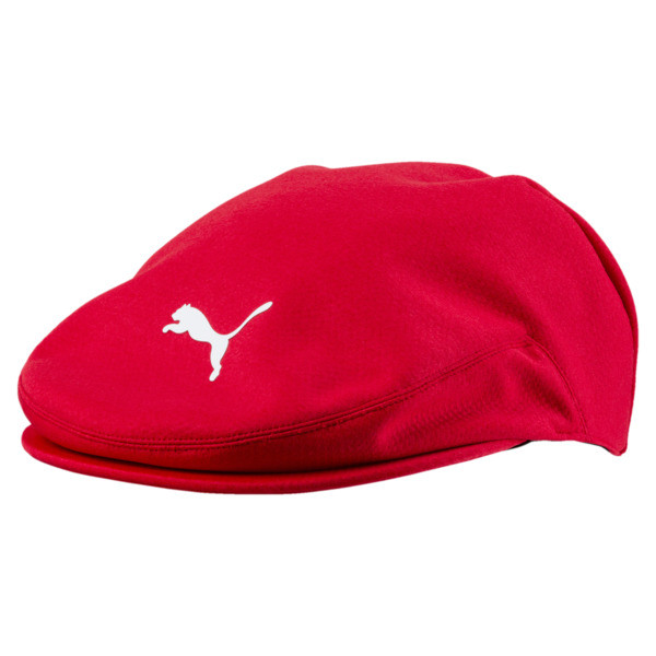 Tour Driver Cap, High Risk Red-Bright White, large