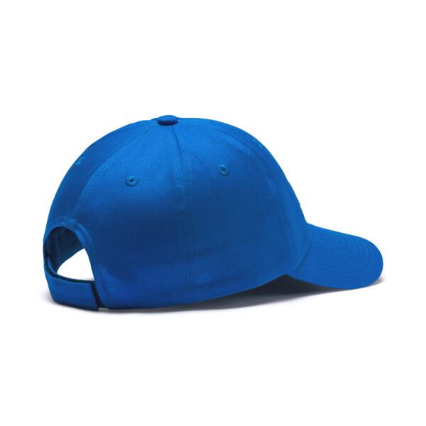 ESS Woven Kids' Cap, Indigo Bunting-No 1, large