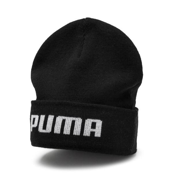 Mid Fit Beanie, Puma Black, large