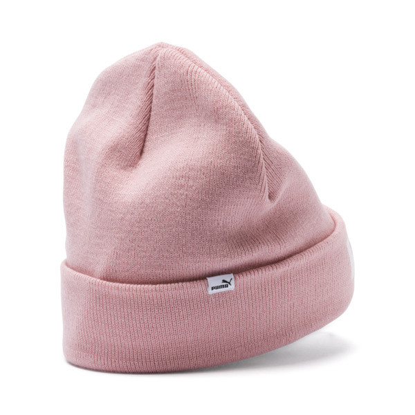 Mid Fit Beanie, Bridal Rose, large