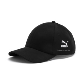 Thumbnail 1 of Archive Men's Premium Baseball Cap, Puma Black, medium
