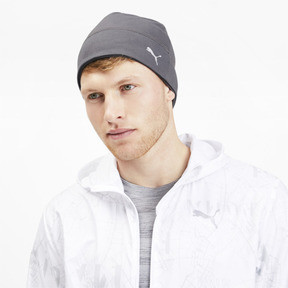 Thumbnail 3 of Reflective Running beanie, CASTLEROCK, medium