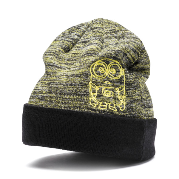 Minions Kids Beanie, Puma Black, large