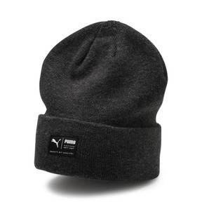 Thumbnail 1 of Archive Heather Beanie, Puma Black, medium