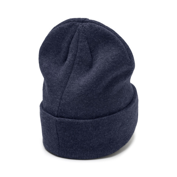 Archive Heather Beanie, Peacoat, large