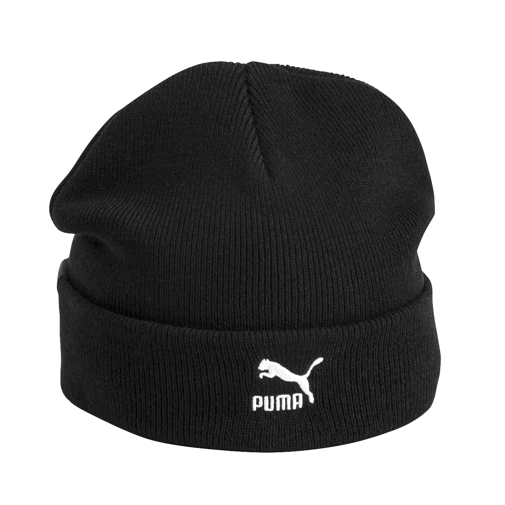 Archive Mid Fit Beanie, Puma Black, large