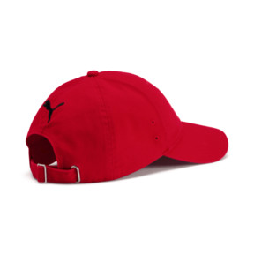 Thumbnail 2 of Scuderia Ferrari Fan Baseball Hat, Rosso Corsa, medium