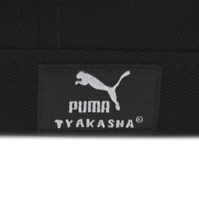 Thumbnail 5 of PUMA x TYAKASHA FLATBRIM CAP, Puma Black, medium-JPN
