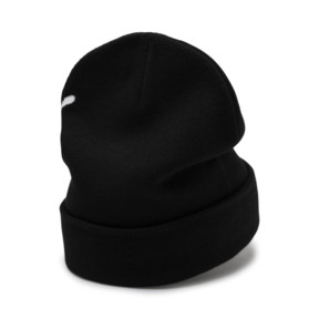 Thumbnail 2 of Archive Logo Beanie, Puma Black, medium
