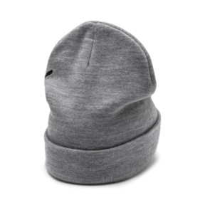 Thumbnail 2 of Archive Logo Beanie, Medium Gray Heather, medium