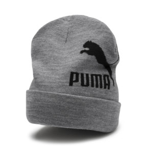 Thumbnail 1 of Archive Logo Beanie, Medium Gray Heather, medium
