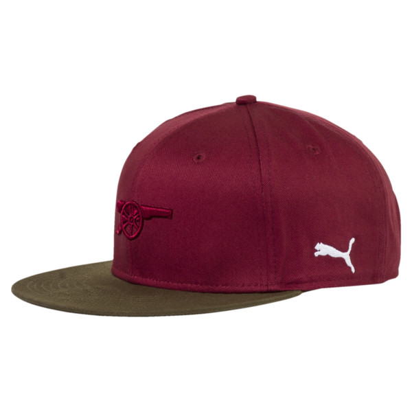 Casquette AFC, Pomegranate-Forest Night, large