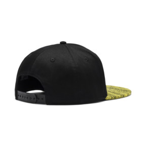 Thumbnail 2 of BVB Flatbrim Cap, Puma Black, medium