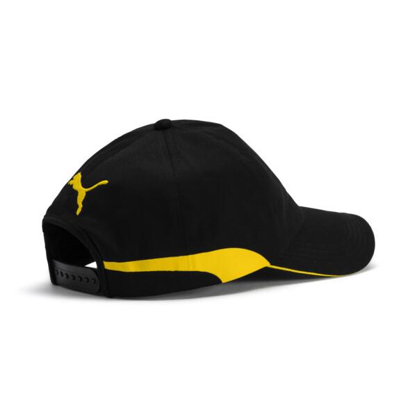 BVB Training Cap, Puma Black-Cyber Yellow, large