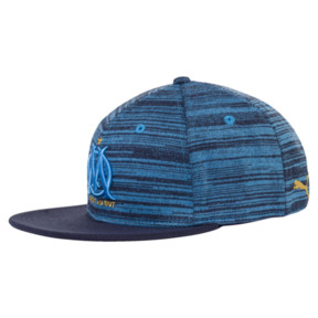Thumbnail 1 of Olympique de Marseille Cap, Peacoat, medium