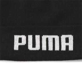 Thumbnail 3 of キッズ プーマ ミッドフィット ビーニー JR, Puma Black, medium-JPN