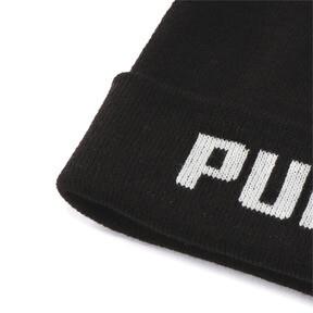 Thumbnail 4 of キッズ プーマ ミッドフィット ビーニー JR, Puma Black, medium-JPN