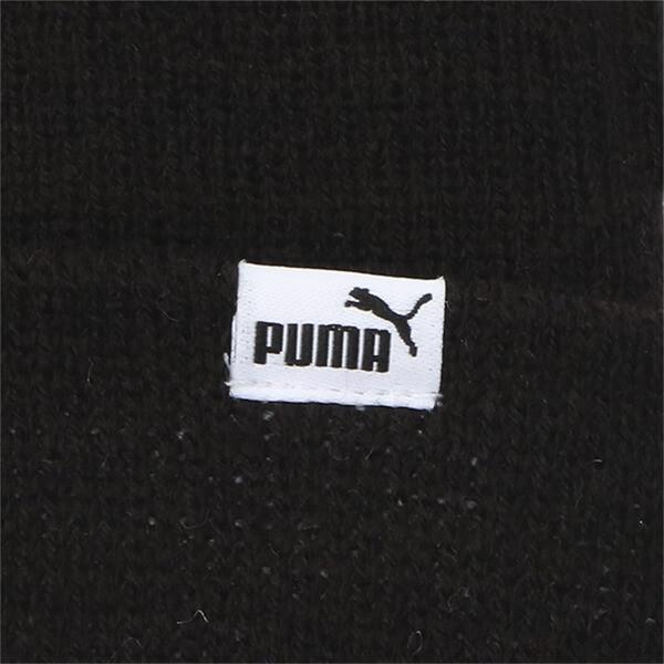 キッズ プーマ ミッドフィット ビーニー JR, Puma Black, large-JPN