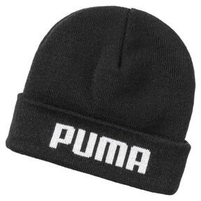 Thumbnail 1 of キッズ プーマ ミッドフィット ビーニー JR, Puma Black, medium-JPN