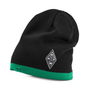 Thumbnail 1 of Borussia Mönchengladbach Reversible Beanie, Power Green-Puma Black, medium