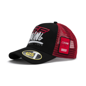 Thumbnail 1 of Ferrari Fan Street Cap, Puma Black, medium