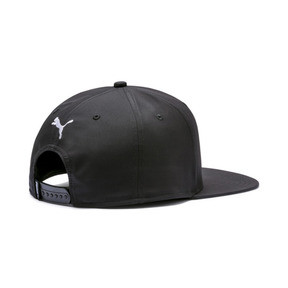 Thumbnail 2 of Flatbrim Cap II, Puma Black-Limestone, medium